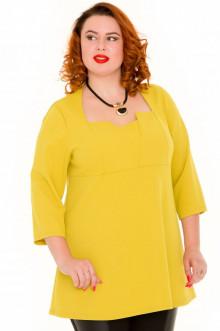 Блузка 543 Luxury Plus (Горький лимон)