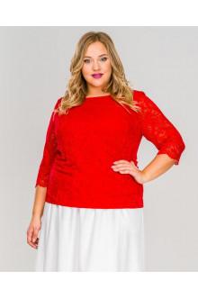 Блуза 152904 ЛаТэ (Красный)