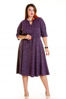 Платье 631 Luxury Plus (Фиолетовый)